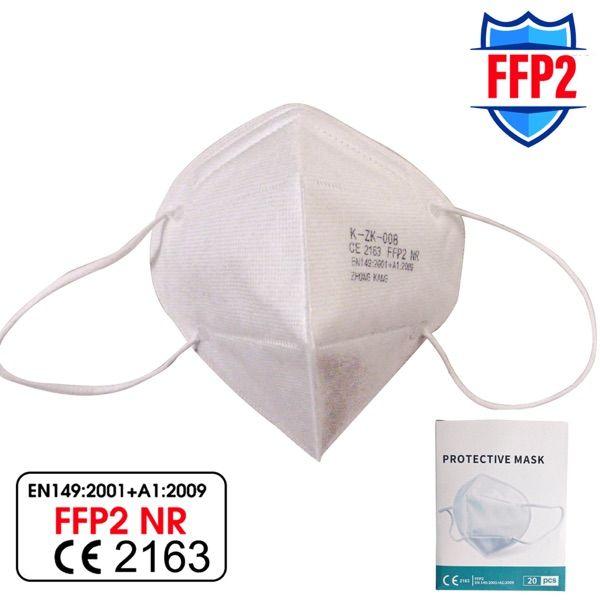 Zhongkang FFP2 Atemschutzmaske mit CE