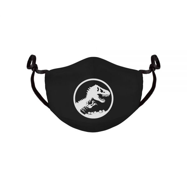 Jurassic Park Stoffmaske waschbar