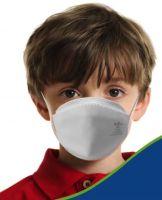 Kinder FFP2 Maske weiß