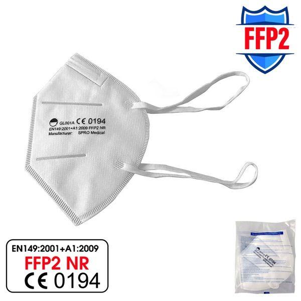 SPRO Medical FFP2 Atemschutzmaske mit CE